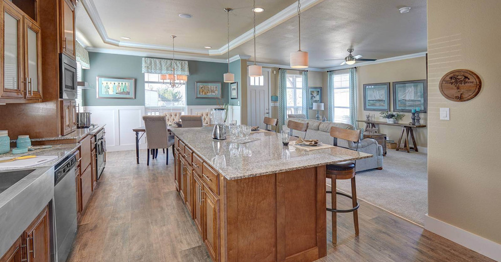 Creekside Manor Ultimate Kitchen-6