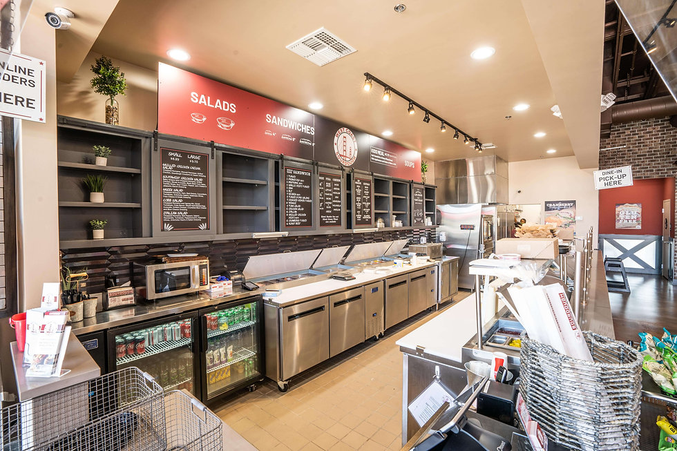 West Coast Sourdough Freeport Blvd Sacramento CA Comfortable and Cleaning Dining Area