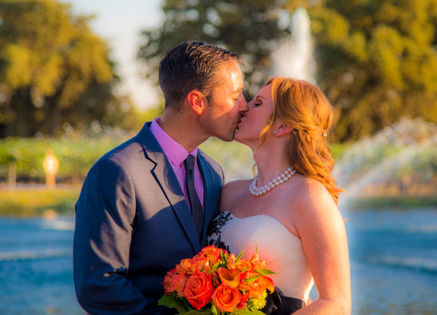 Rancho Roble Best Wedding Picture Locations