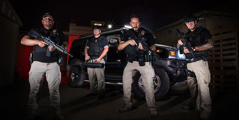 Human Hunters-The Unit Taskforce