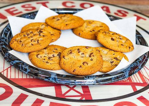 West Coast Sourdough Sacramento CA Fresh Baked Cookies