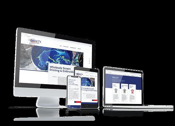 affordable website template designers