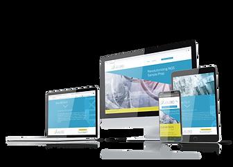 Custom website design in Sacramento, CA