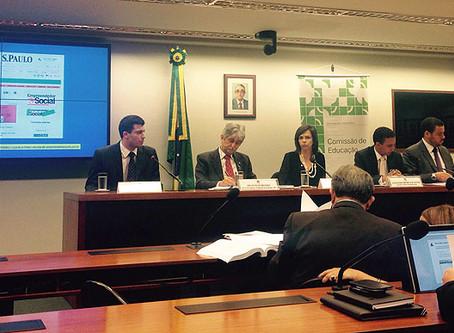 Comissão de educação aprova projeto de lei das empresas juniores
