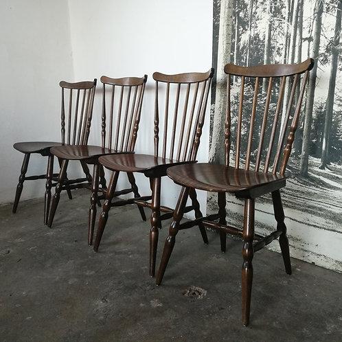 Set de 4 chaises Baumann