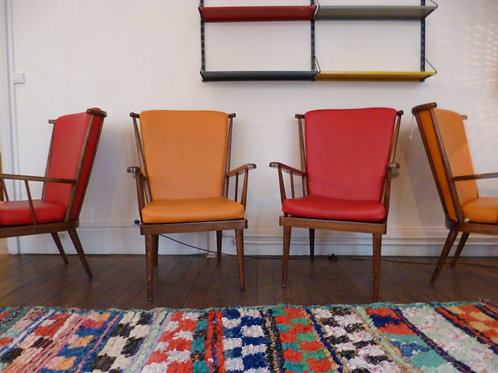 fauteuils Baumann
