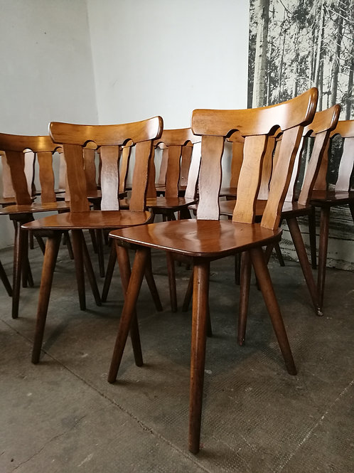 14 chaises bistrots