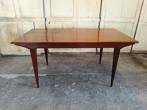 Table de style scandinave en palissandre
