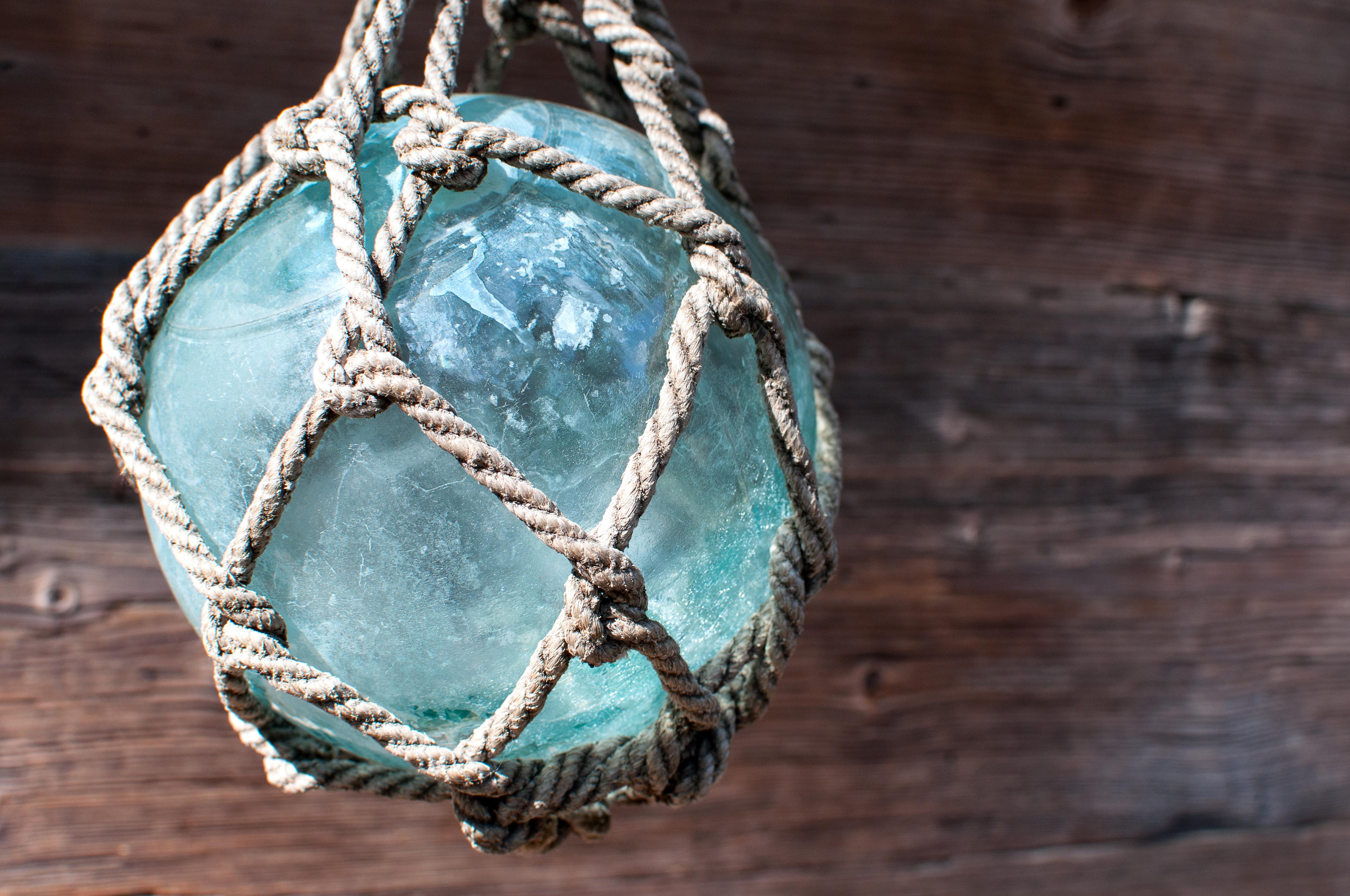 Glass Ball Float