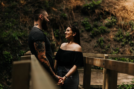 Engagement Photography Shoot by Leeds We