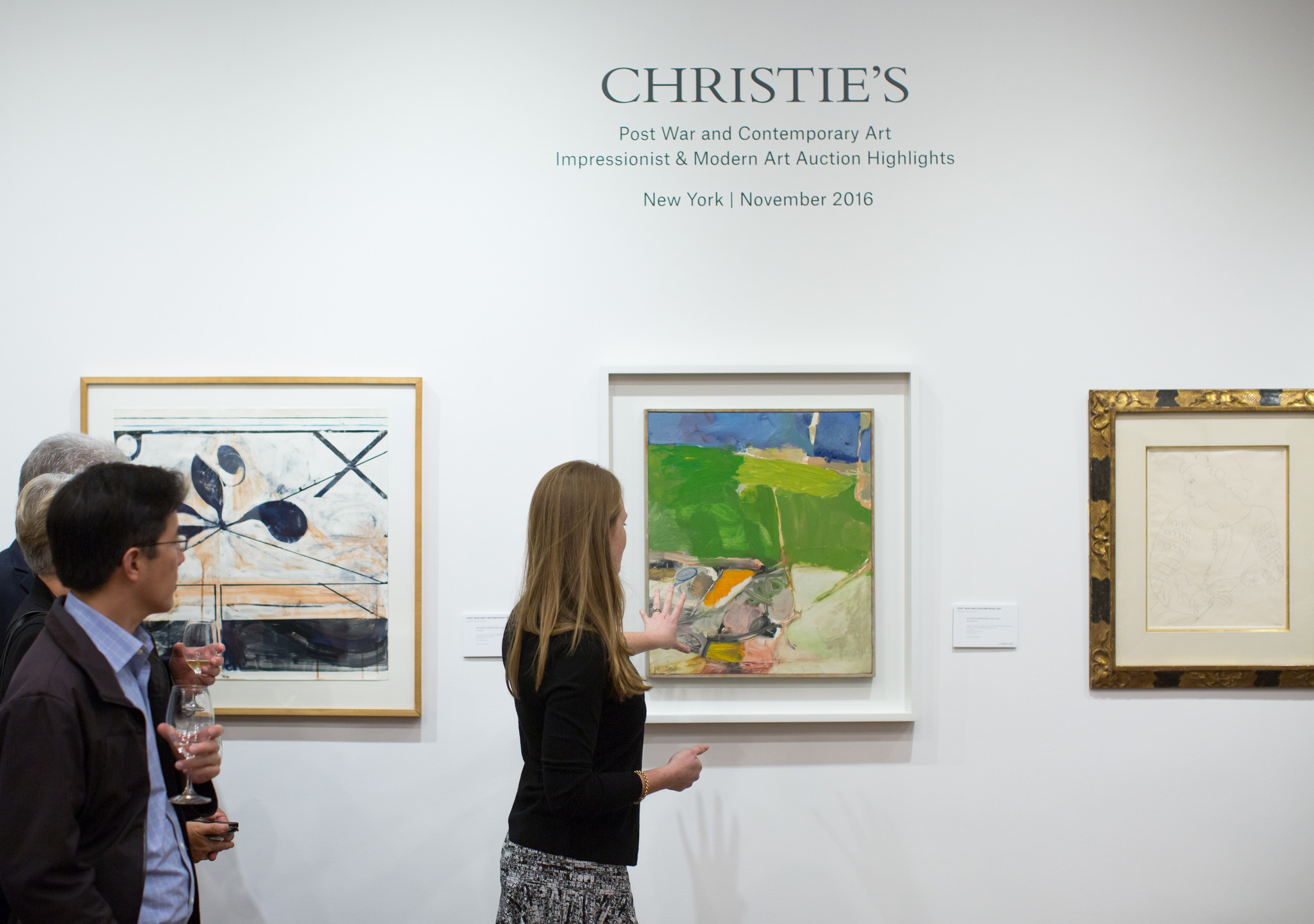 Christie's Auction Highlight
