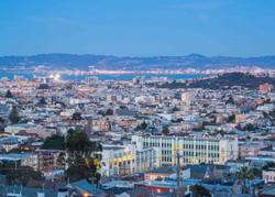 Castro view East
