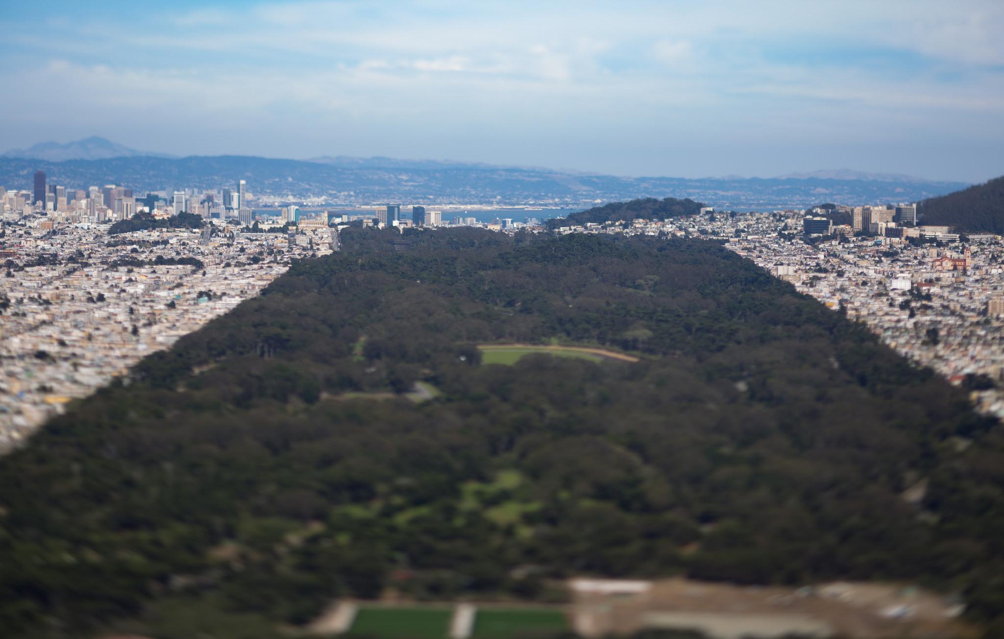 Golden Gate Park, SF