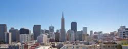 Downtown SF pano