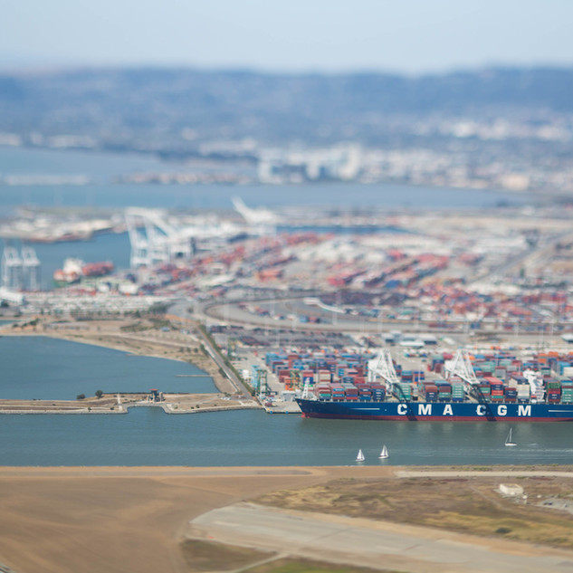 CMA CGM Logistics, Port of Oakland