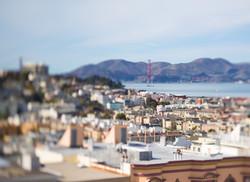 GGB view, SF