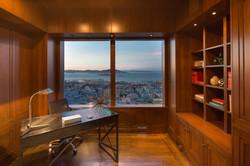 Office Alcatraz view