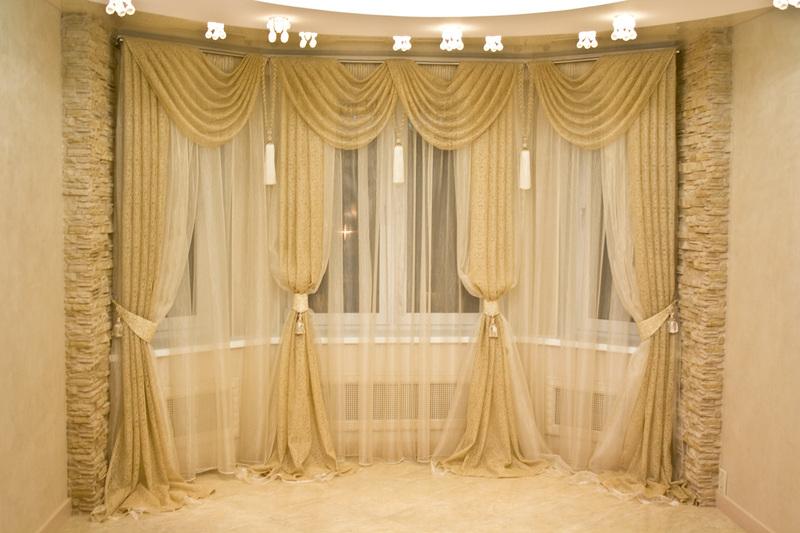 шторы для гостиной.