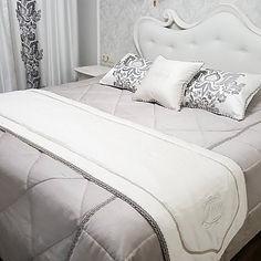 покроывало в спальню в классическом стиле