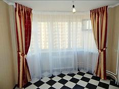 Декоративные шторы для кухни