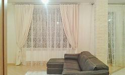 Портьерные шторы для гостиной и кухни