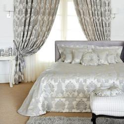 Шторы Жаккард для спальни на заказ.