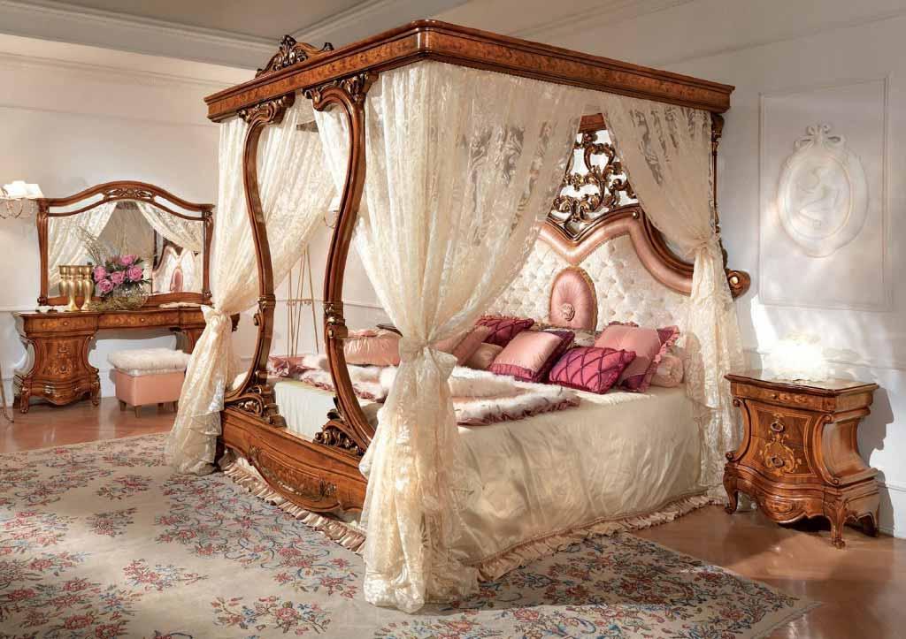 Элитные шторы для спальни.