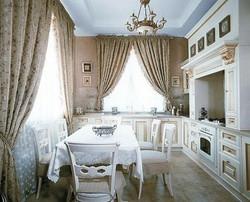 Модные шторы для кухни.