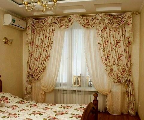 Прованс для спальни.