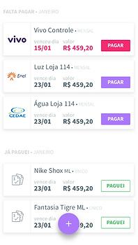 Contaí app