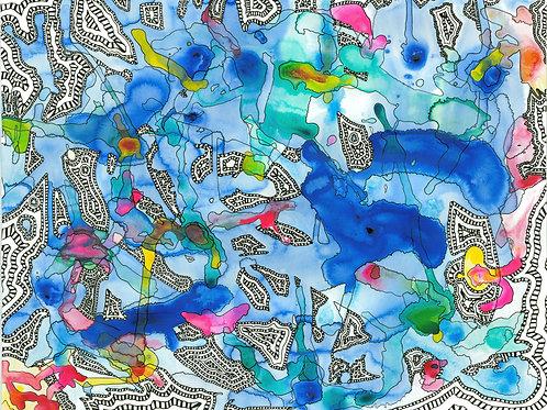 Mind Map (Muri Lagoon)