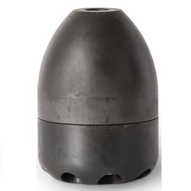 """3/4 eller 1"""" EHLE-HD Bombe dyse -B75, Ø150 til Ø300mm."""