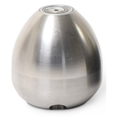 """1/2"""" EHLE-HD Magnet dyse. Trækkraft magnet: 7 kg. Fra Ø100mm."""