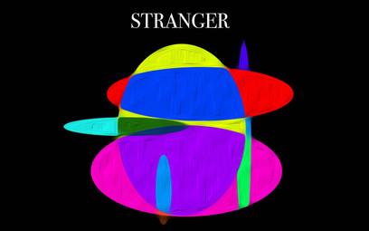 STRANGER (앨범 커버)