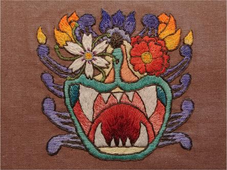꽃이 아니다_도깨비 1