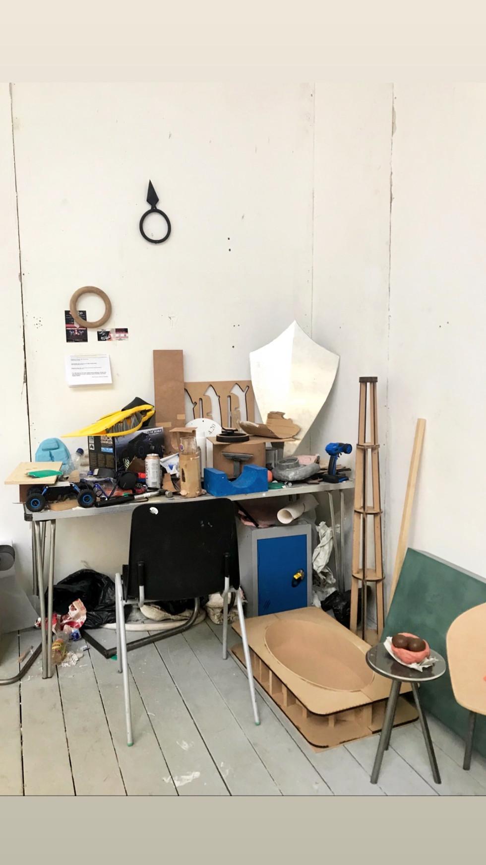 studio shot, march 2019