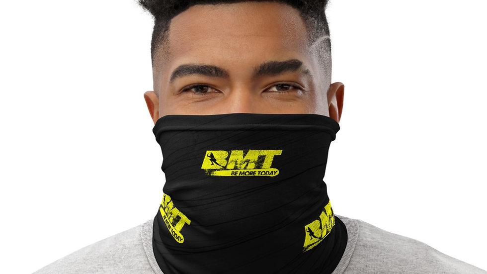 BMT (blk/yellow) Neck Gaiter