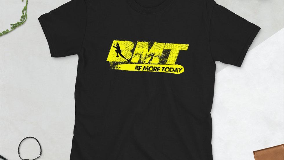 BMT (yellow print) short sleeve t-shirt