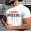 Thumbnail: Hard Questions (Black/Red print) short sleeve t-shirt