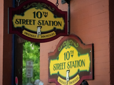 Tenth Street Station