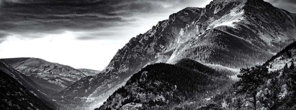 Rocky Mountain National Park in Estes, Colorado.