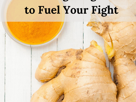 Cancer Fighting Foods to Fuel Your Fight
