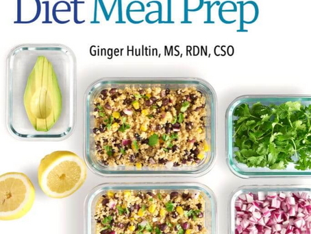 Anti-Inflammatory Diet Meal Prep for Cancer and Beyond
