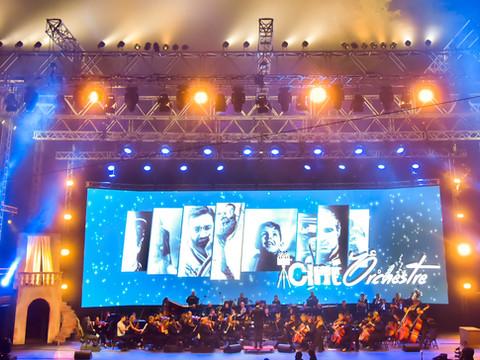 Cine Orchestre Ehdeniyat 2017 | Ehden, Lebanon