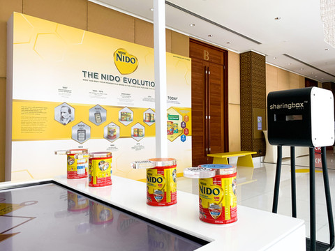 Nido 1+ Interactive Table | Dubai, UAE