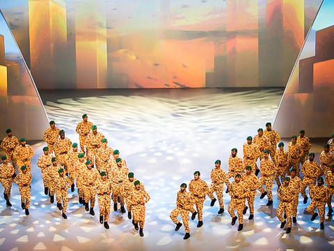 Amiri Celebration of King Salman | Kuwait City, Kuwait