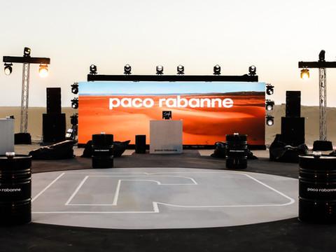 Paco Rabanne Fragrance Launch | Dubai, UAE