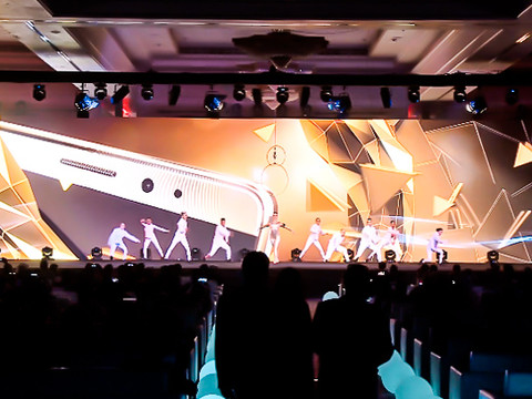 Huawei Mate 8 Phone Launch | Dubai, UAE