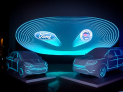 Ford Explorer and Ford Figo Launch | Riyadh, KSA