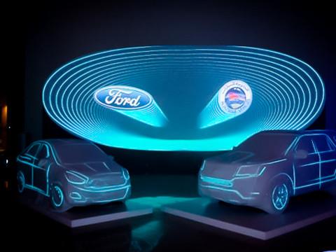 Ford Explorer and Ford Figo Launch | Riyadh, KSA